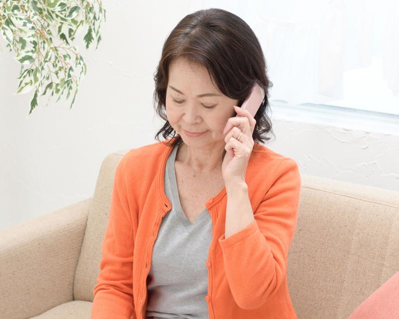 お電話もしくはWEBからお問い合わせ