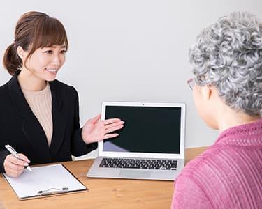 早めに相談することで不安が解消され、いざという時に落ち着いて行動できます。