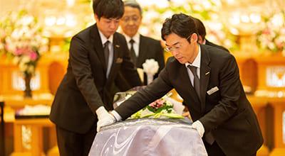 ご家族様の希望に添ったお葬式を実現いたします